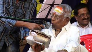 SAMBO SIVA SAMBO MSV ANNA's LAST SONG on the STAGE in GANESH KIRUPA Light Music Orchestra in Chennai