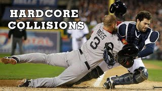 MLB Huge COLLISIONS and TAKEOUTS ᴴᴰ