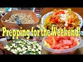 What's Cooking For Your Weekend Dinners?  Prepping for the Weekend, Easy Budget Friendly Foods