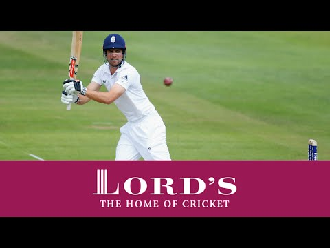 Alastair Cook & Nick Compton on the Art of Batting | Champion County Tour
