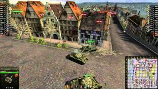 World of Tanks - Химмельсдорф - Т-54 HD 1080p No Comments