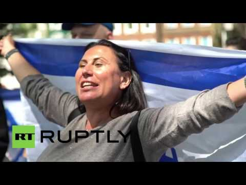 UK: Zionists disrupt and harass peaceful Nakba Day event in London