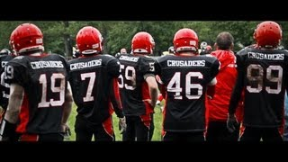 Chemnitz Crusaders vs. Wernigerode Mountain Tigers