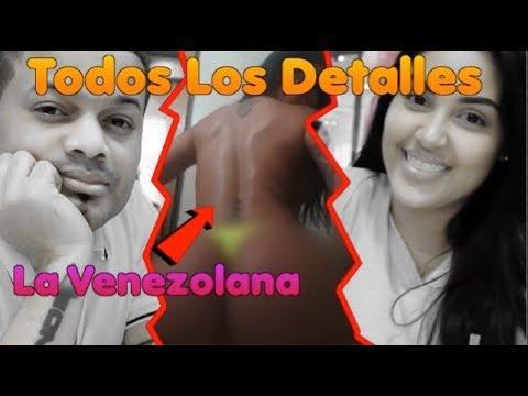 Show De Celos: Lio entre Nabila Tapia y Don Miguelo fue por una Venezolana (Todos Los Detalles)