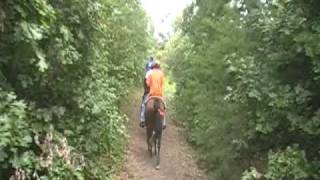 Ebony Horsemen Trail Ride 2009