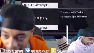 FlightReacts Type Beat Madden 20 Edition REACTION!