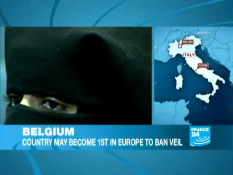 Belgium: Parliament to vote on full veil ban