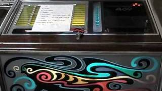 Jukebox Rock-ola 469 Restoration Finished Completely FROM SAPPORO , JAPAN song of ryoko sano