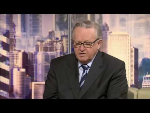 Frost Over The World - Martti Ahtisaari - Oct 24 - Part 1