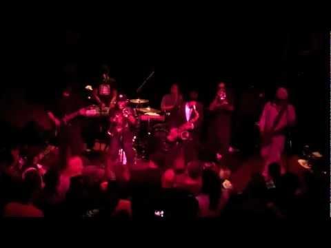 Fishbone: I Wish I Had A Date / Behind Closed Doors - Oakland, 7/12/12