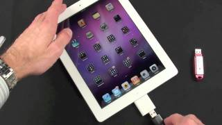 Apple iPad 2 Camera Connection Kit_ Demo and Bonus Features!