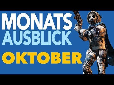 Fast schon zu viele neue Spiele im Oktober