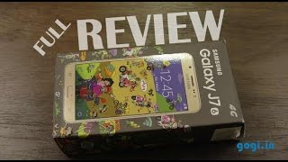 Samsung Galaxy J7 2016 full review in 4 minutes