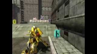 Transformers Rise Of The Dark Spark Bumblebee Vignette