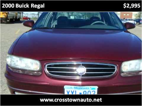 2000 Buick Regal Used Cars St. Paul MN