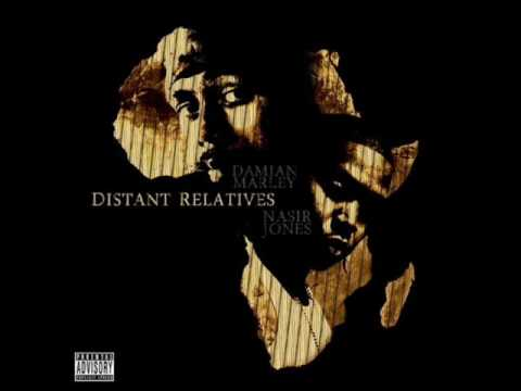 Nas And Damian Marley - In His Own Words Ft Stephen Marley (distant Relatives) video