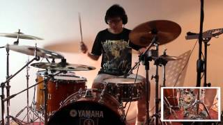 Periphery - Make Total Destroy Drum Cover by渣誠