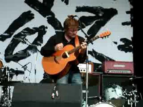 Nick Harper, 'Guitar Man', Arundel Castle, 2008