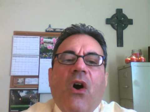 Pastor Victor Pronesti Spiritual Message April 16 2014