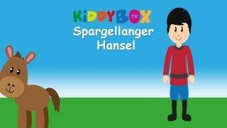 Spargellanger Hansel - Kinderlieder Zum Mitsingen - (KIDDYBOX.TV) Karaoke Lyric Songtext