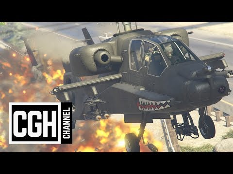 GTA Online Update: FH-1 Hunter