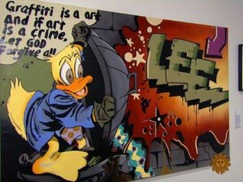 Graffiti: Art or vandali