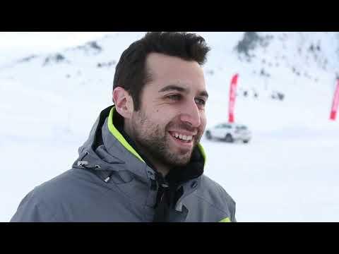 Audi Winter Driving Experience 2014-2015 en Baqueira. km77.com