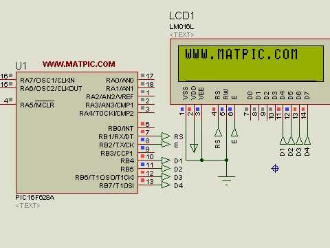 Lcd16x2 Scrolling Display Using besides Atmega8 Pin Diagram furthermore Watch likewise Programando Pic Con Ccs Ejercicio 3 Lcd as well Showthread. on lcd 16x2 lm016l