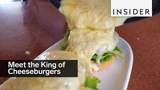Meet the King of Cheeseburgers