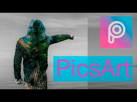 Обработка в PicsArt