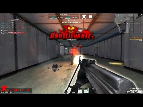 Combat Arms Top 5 Plays - Week 153!