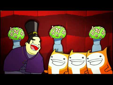 All BattleBlock Theater Cutscenes