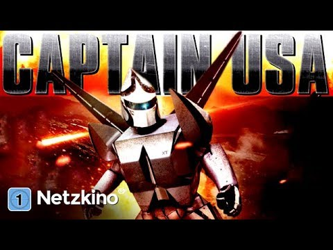 Captain USA - The Iron Soldier