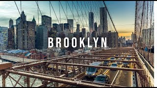 """Brooklyn"" - Chill Rap Beat 