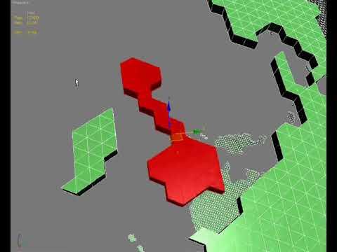 Planet Earth 3d Model Globe 3d Model of The Earth