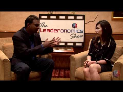Betty Lim, tips on starting out your business in Vietnam on The Leaderonomics Show