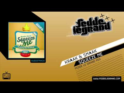 Fedde Le Grand feat. Mitch Crown - Let Me Be Real (Kraak and Smaak remix)