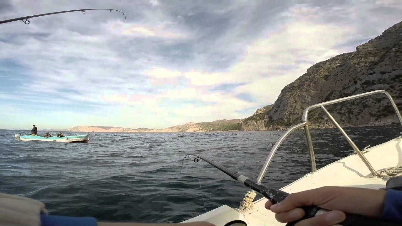 рыбалка в балаклаве в сентябре