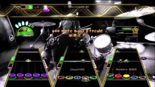Guitar Hero Metallica One Full Band Expert HD!!!!!!!!!!!!!!!!!