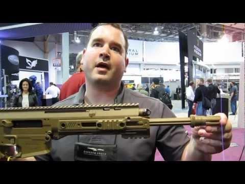 Bushmaster - ACR - Adaptive Combat Rifle