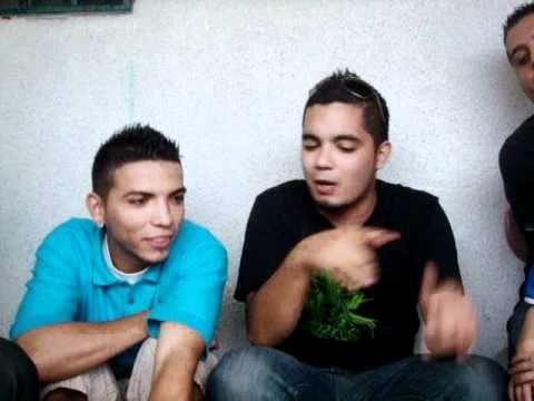 MC Manhy, Santa RM y Zmoky improvisando (Parte #2) (En vivo desde Casa de Fery, Cd. Juárez)