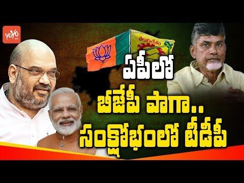 ఏపీలో బీజేపీ పాగా.. సంక్షోభంలో టీడీపీ TDP Vs BJP - AP Politics Latest News | YOYO TV Channel