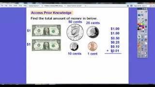 Problem Solving With Money - Lesson 9.5