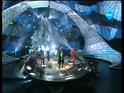 Love shine a light  United kingdom 1997  Eurovision songs with  orchestra