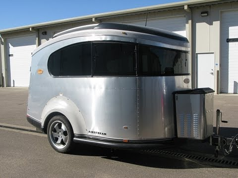 Airstream For Sale Craigslist >> Airstream Basecamp 2009 for sale - YouTube