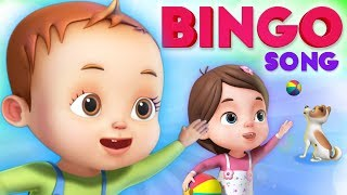 Bingo - Dog Song | Videogyan 3D Rhymes | Baby Ronnie Rhymes | Kids Songs and Baby Rhymes