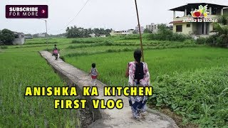 DAILY INDIAN EVENING ROUTINE 2017 VLOG by ANISHKA KA KITCHEN, INDIAN YOTUBERS VLOGS