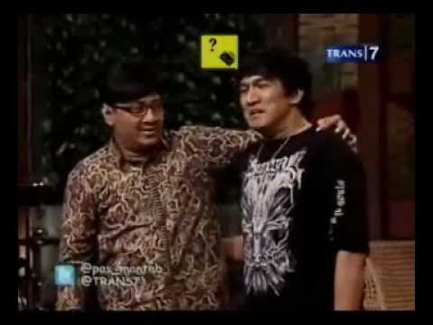 The Ui Family: (1) Pas Mantab Trans 7  Ikang Fawzi, Isabella & Chikita,  (13 Jan 2013) video