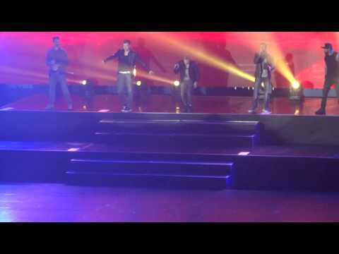 Backstreet boys MINSK Show me the meaning of being lonely -...