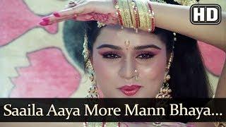 Download Saaila Aaya More Mann Bhaya (HD) - Naya Kadam Song - Rajesh Khanna - Padmini Kolhapure - Dance 3Gp Mp4